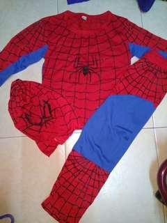 Spiderman Set 5-6 years old