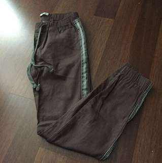 Army joggers