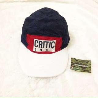 Critic ski model hat