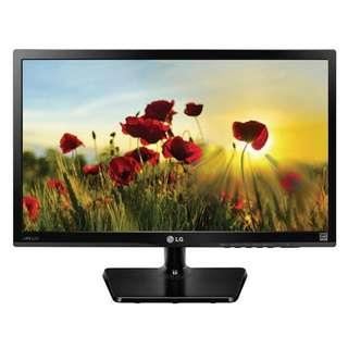 "LG 22"" IPS Full HD 5ms Flicker Safe LED Monitor"