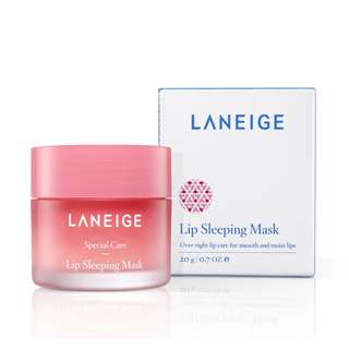 3折 Laneige Lip Sleeping Mask 水潤修護睡眠唇膜 20g