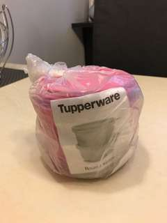 Tupperware Round Keeper 2's