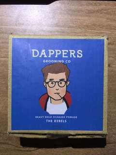 Dappers Grooming Co Pomade