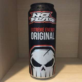 NO FEAR Extreme Original Energy Drink