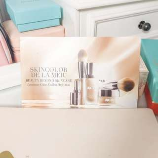 La mer the soft fluid long wear foundation deluxe sample • authentic nordstrom