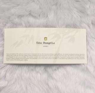 Edsa Shang Overnight