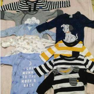 Take all for P1200 Branded Preloved Baby Clothes w/ FREEBIES