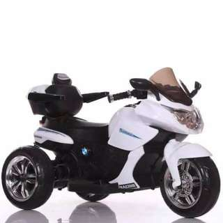 BMW 3 Wheel Racing Motorcycle Ride On Motor for Kids (Hydraulics)