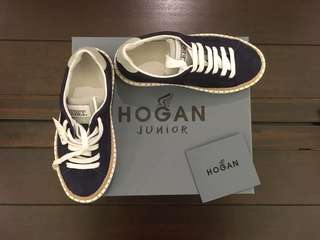 ORIGINAL Hogan Rebel Boys Shoes