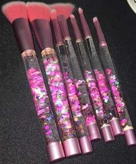 PinkAquarium brush