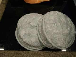 Washable breast pad