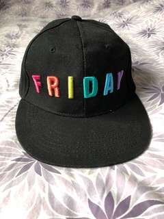 Cute Friday SnapBack Cap