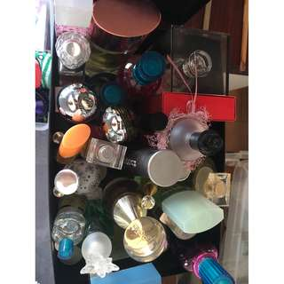 Miscellaneous perfumes for sale - Genuine