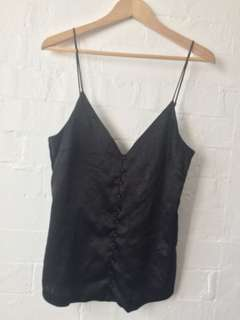 Ksubi low cut cami