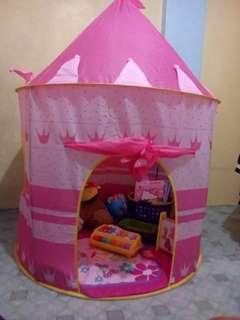 💕 Kids Castle Tent 💕
