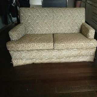 2 Seater Couch!! Must go This Week!