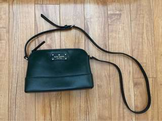 Kate Spade Khaki crossbody purse