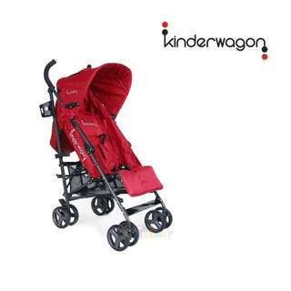 2018 new version/color Kinderwagon light weight stroller
