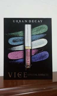Sample Urban Decay Lip Color