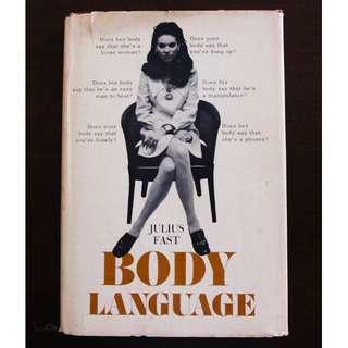 Body Language by Julius Fast