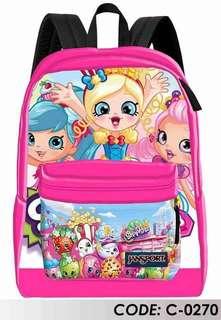 Shopkings backpack