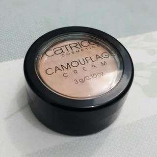 CATRICE Camouflage Concealer (Light Beige)
