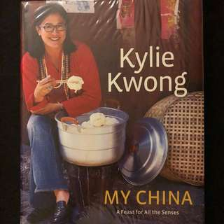 """Kylie Kwong """"My China"""" cookbook"""