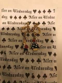 Alice on Wednesday