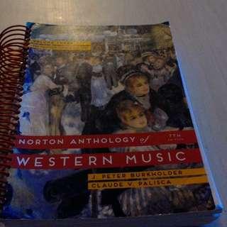 Norton Anthology