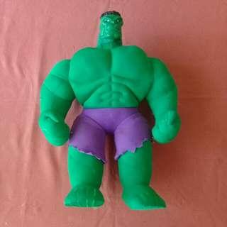 Marvel Heroes Hulk Action Plush