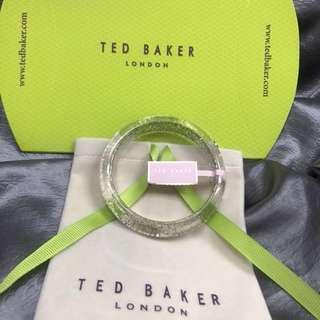 Ted Baker 手鐲 (銀色)絕對正貨 專賣靚貨