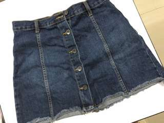 Original Forever21 (Denim skirt)