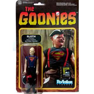 The Goonies - ReAction Figure Sloth (Fully Poseable)