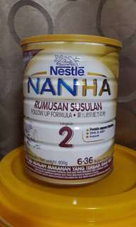 Nestle NANKID HA No 2 for sell