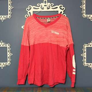 Victoria secret sweatshirt from Pink