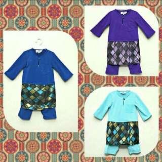 #jumper kurung #baju #kurung #kurong #baju #raya #baju melayu #samping # boys #infants #babies #kids #lebaran #kain samping #cuteclozet #cute clozet #toddlers #muslimah #jubah