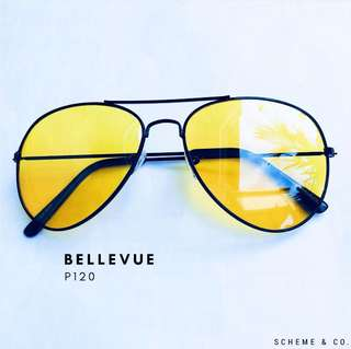 SUNNIES - BELLEVUE (YELLOW)