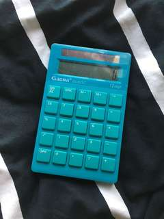 Turquoise calculator
