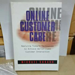 Online customer care