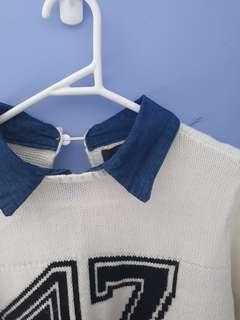 """47"" Mirrou Sweater"