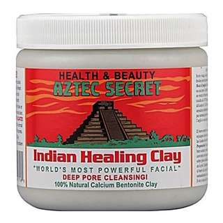 Aztec Secret Indian Healing Clay  Most Powerful Facial