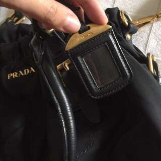Prada BN4259 nero AUTHENTIC