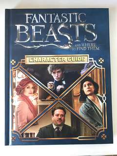Fantastic Beasts Character Guide