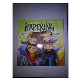 Novel Bapering @komikbaper