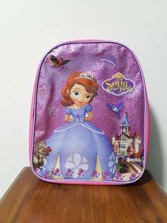 Sofia the First School Bag