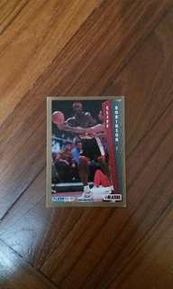 NBA Upper DECK 1992-1993 Fleer 籃球卡
