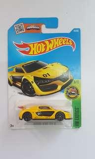 Hot Wheels Renault Sport R.S 01