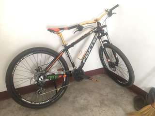 mountain bike foxter 27.5