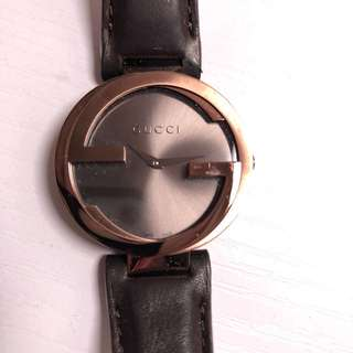 Gucci watch 100% real