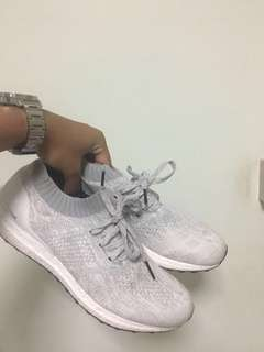 Uncaged Ultra Boost 4.0 white